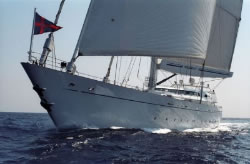 mega yacht charter sail charter mediterranean mediteraneo largest fastest biggest newest yachts for charter